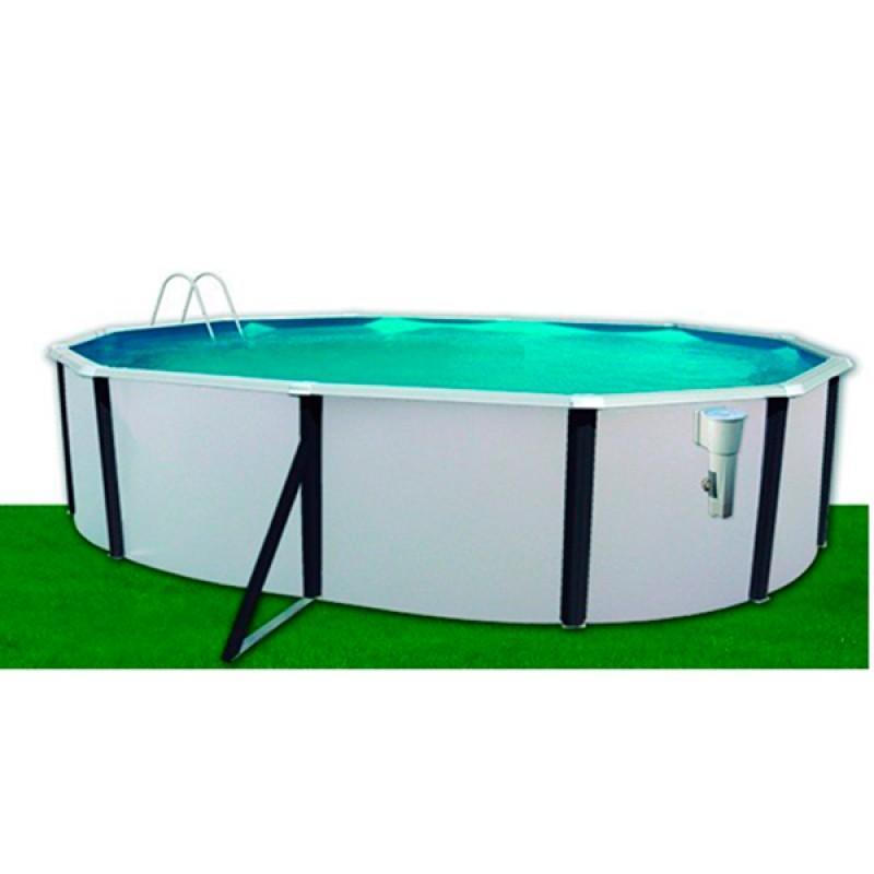 Piscina elegance ovalada toi outlet piscinas for Oulet piscinas