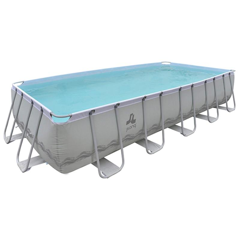 Instalacion de una piscina simple cargando zoom with - Instalacion de una piscina ...