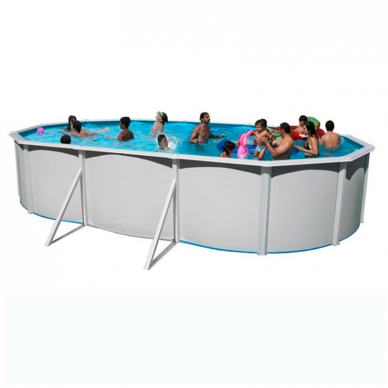 Piscina prestigio 132 ovalada de toi outlet piscinas for Oulet piscinas