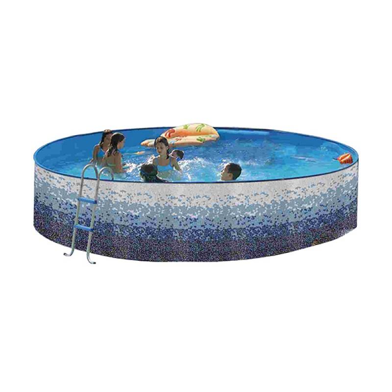 Piscina trencadis promo toi outlet piscinas for Outlet piscinas