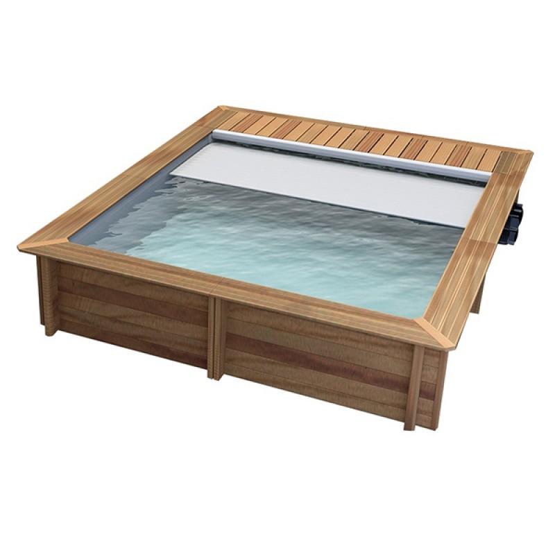 Piscina de madera urbaine outlet piscinas - Madera para piscinas ...