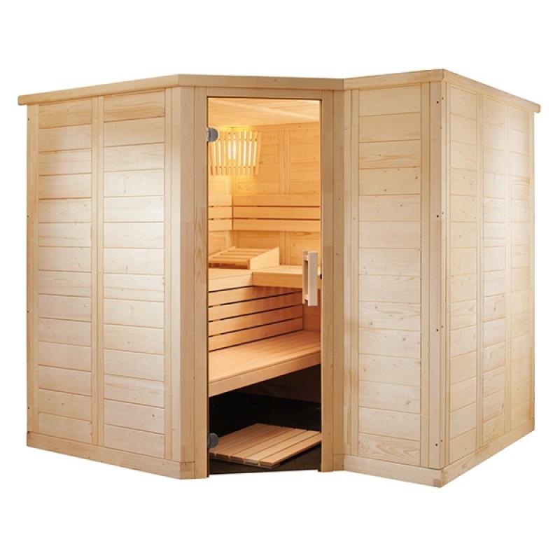 Como Hacer Una Sauna Finlandesa. Cheap Free Bao Turco Piscinas ...