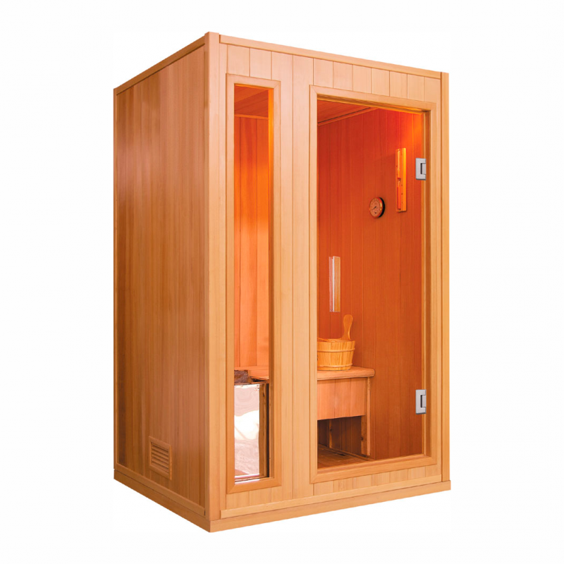 sauna de vapor zen 2 personas outlet piscinas. Black Bedroom Furniture Sets. Home Design Ideas