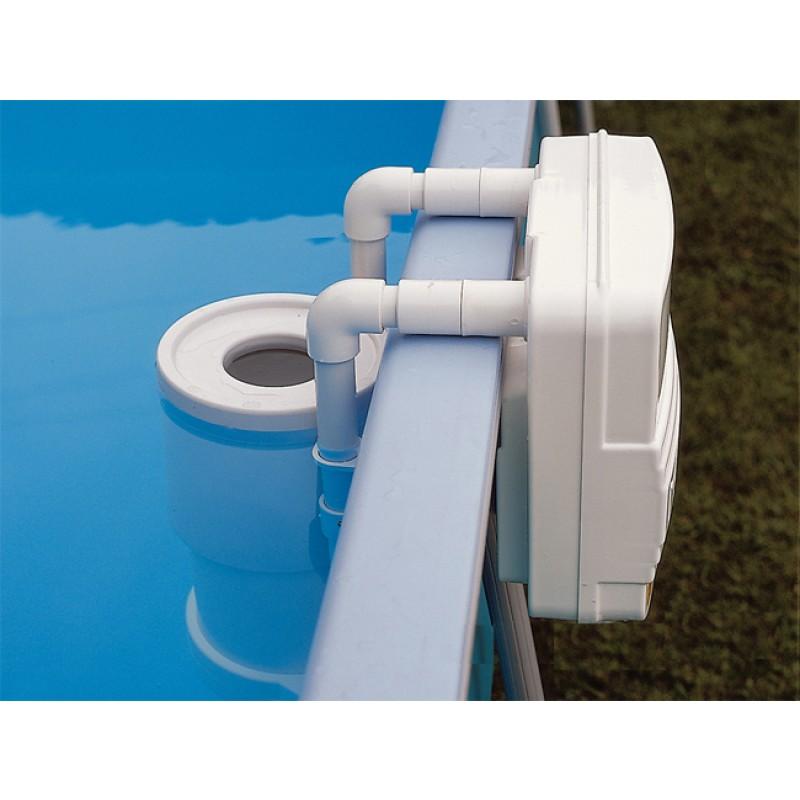 Skimmer flotante sk 2 outlet piscinas for Skimmer piscine