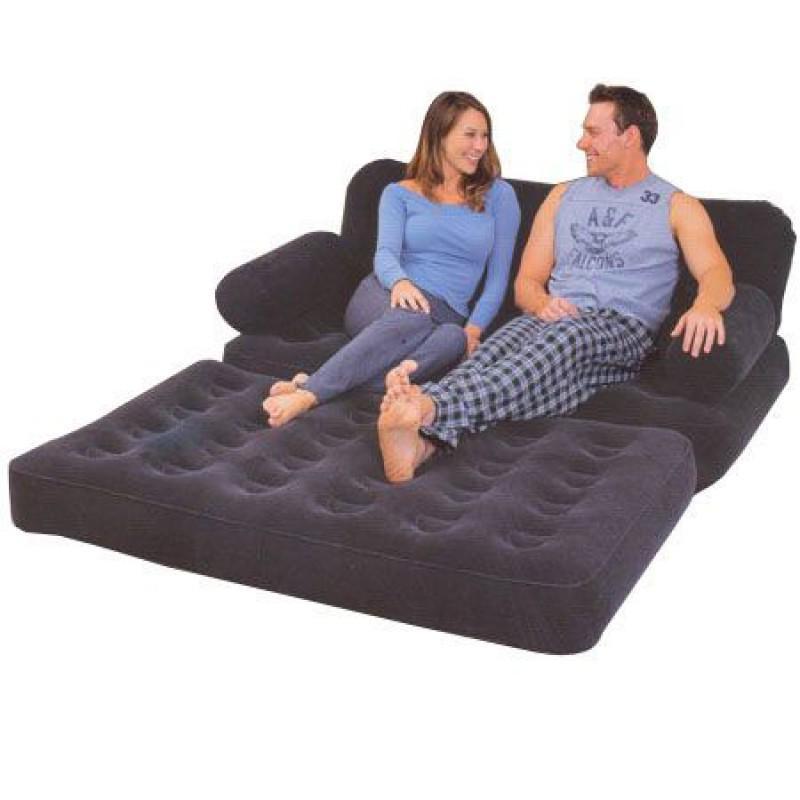 Sof colch n inflable doble bestway outlet piscinas for Sofa cama inflable