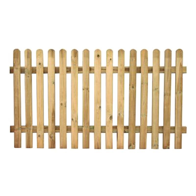 Valla inglesa de madera outlet piscinas - Valla de madera ...