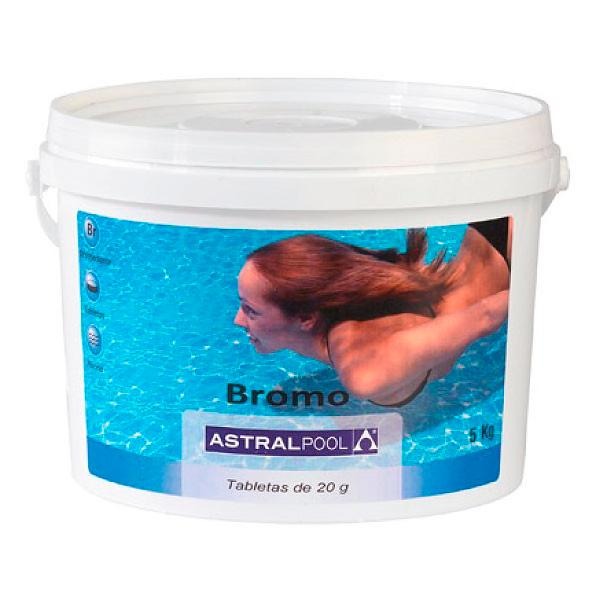 Bromo en tabletas de astralpool outlet piscinas for Bromo para piscinas
