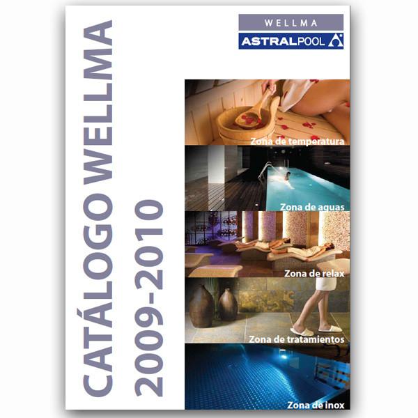 cat logo astralpool wellma 2009 2010 outlet piscinas. Black Bedroom Furniture Sets. Home Design Ideas