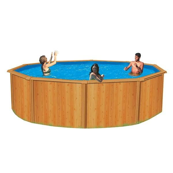 Piscina de acero k2o amazonas outlet piscinas for Oulet piscinas