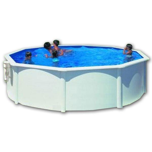Piscina gre bora bora circular outlet piscinas for Oulet piscinas