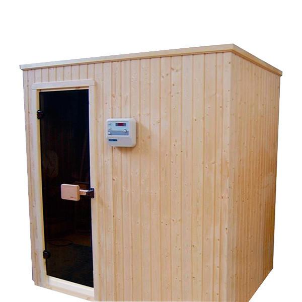Sauna finlandesa astralpool outlet piscinas - Estufa finlandesa ...