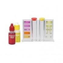 Analizador cloro, bromo y pH