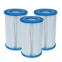 Recambio Pack 6 Cartuchos Intex Filtros A