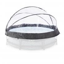 Cubierta Dome para piscina desmontable Ø300cm