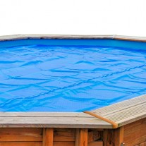 Cubiertas para piscinas de Madera