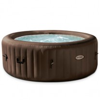 PureSpa Jet Antical Clorador Salino Spa Hinchable Intex