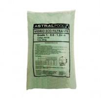 Vidrio - Cristal Eco Filtrante Astralpool Filtro Piscina