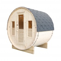 Sauna exterior Gaïa Bella