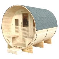 Sauna exterior Gaïa Luna