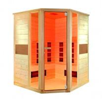 Sauna de infrarrojos Ruby Corner