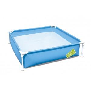 Piscina my first frame pool 122 x 1222 x 30'5 - 365 litros Azul