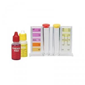Analizador cloro/bromo + pH