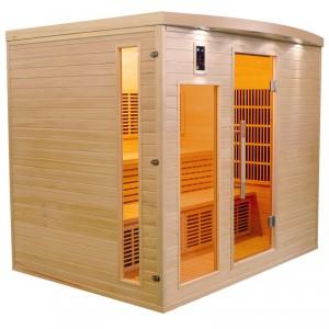 Sauna Infrarrojos Apollon 5 Plazas