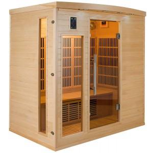 Sauna Infrarrojos Apollon 4 Plazas