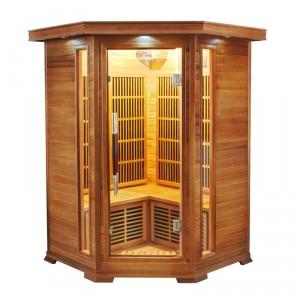 Sauna Domestica Infrarrojos Luxe 2/3 Plazas