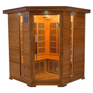 Sauna Luxe 3/4 Plazas