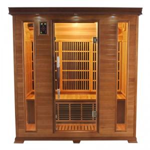 Sauna Luxe 4 Plazas