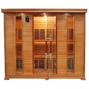Sauna Luxe 5 Plazas