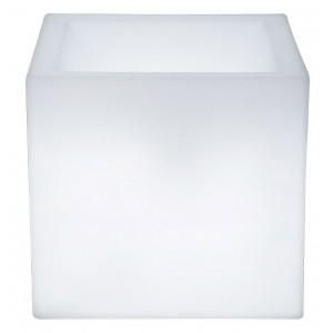 Macetero cubo narciso light