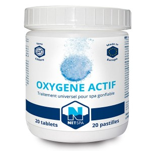 Oxígeno activo Netspa