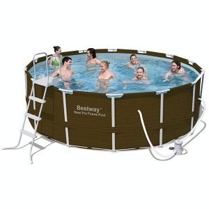 Piscinas de pl stico pvc outlet piscinas for Piscinas bestway catalogo