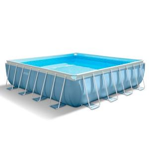 Piscinas de pl stico pvc outlet piscinas for Piscinas cuadradas de plastico