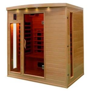 Sauna Infrarrojos Madrid 3/4 Personas