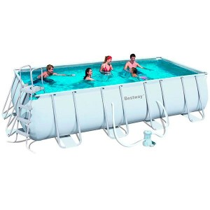 Piscinas de pl stico pvc outlet piscinas for Instalacion piscina
