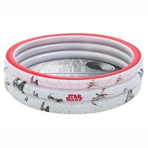 Piscina hinchable Star Wars 3 anillos
