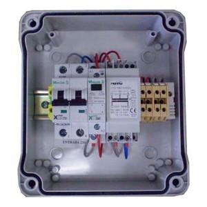Cuadro eléctrico para piezo eléctrico PPSTL