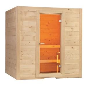 Sauna Vapor Basic Medium Tradicional Finlandesa