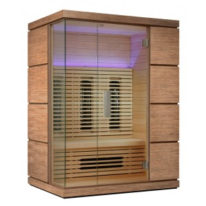 Sauna de infrarrojos Divina