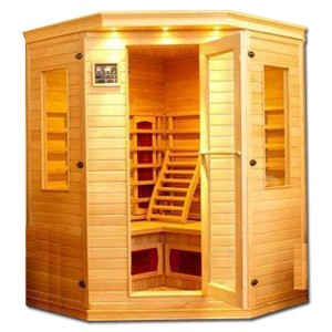 Sauna Infrarrojos Goteborg 4 Plazas