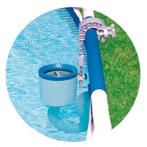 Skimmer Deluxe para piscinas Intex
