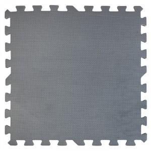 db42ad3f9f6 Tapiz de suelo acolchado gris Gre 50 x 50 cm