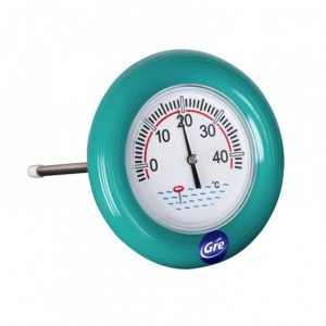 Productos tratamiento del agua piscina outlet piscinas for Termometro piscina