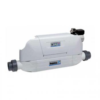 Intercambiador Aqua Mex Pahlen equipado