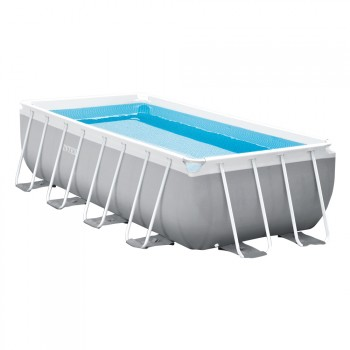 Piscina prisma 488x244x107cm Intex