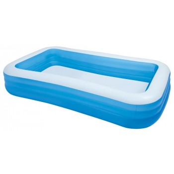 Piscina Intex Hinchable Azul