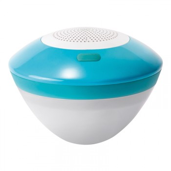 Altavoz Bluetooth flotante Luz LED